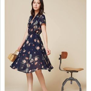 Reformation Marigold Dress